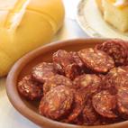 Chorizo Curado (UNA RISTRA envasada al vacío)