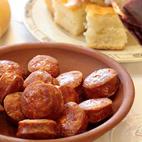 Chorizo Fresco (UNA RISTRA envasada al vacío)